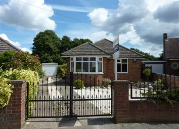 Thumbnail 3 bed detached bungalow for sale in Amesbury Avenue, Scartho, Grimsby