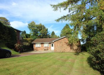 Thumbnail 2 bed detached bungalow for sale in Eastwood Rise, Baldwins Gate, Newcastle