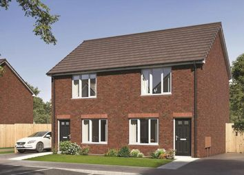 Thumbnail 2 bed semi-detached house for sale in Admirals Road, Warrington