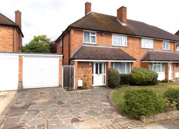 Thumbnail 3 bed semi-detached house to rent in Buckland Rise, Pinner