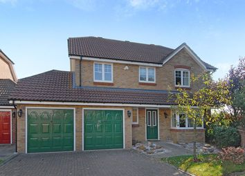 Thumbnail 4 bed detached house to rent in Coopers Gate, Colney Heath, St.Albans