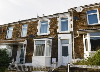 Thumbnail 3 bed terraced house for sale in Rhondda Street, Swansea