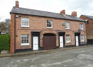 Thumbnail 2 bedroom terraced house for sale in 7, Old Church Street, Newtown, Powys