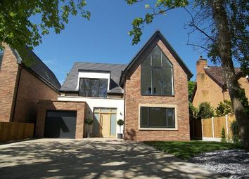 Thumbnail 4 bedroom detached house for sale in Golf Road, Formby, Liverpool