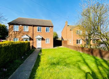 Thumbnail 2 bedroom semi-detached house to rent in Stonegate, Cowbit, Spalding, Lincolnshire