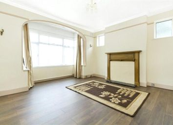 Thumbnail 4 bed flat to rent in Heathdene Road, Streatham, London