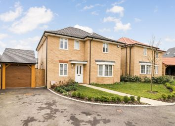 Thumbnail 4 bed detached house for sale in Blue Flame Road, Aylesham, Canterbury
