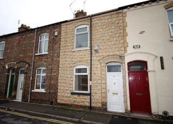 Thumbnail 3 bedroom terraced house for sale in Newborough Street, York