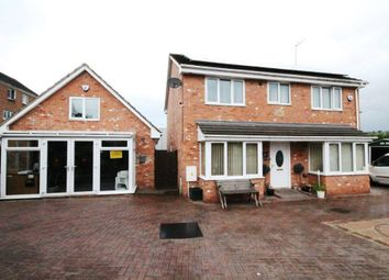 Thumbnail 4 bedroom detached house for sale in Milton Street, Crook