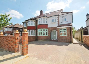 Thumbnail 6 bed semi-detached house to rent in The Hollands, Worcester Park