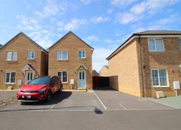 Thumbnail 3 bed detached house for sale in Heol Tredwr, Waterton, Bridgend