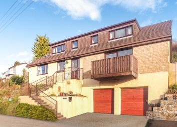 Thumbnail 5 bed detached house for sale in Coombe, St. Austell