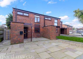 Thumbnail 4 bed end terrace house for sale in Dorking Close, Worcester Park