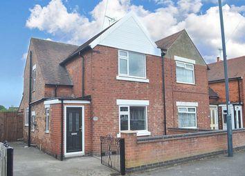 Thumbnail 3 bed semi-detached house for sale in Baker Street, Alvaston, Derby
