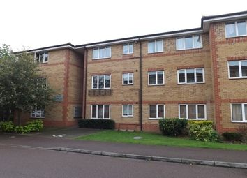 Thumbnail 2 bed flat to rent in Orchid Close, Luton