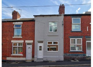 Thumbnail 2 bed terraced house for sale in Dinnington Road, Woodseats, Sheffield