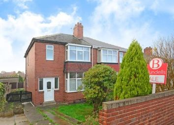 3 bed semi-detached house to rent in Richard Road, Broom Valley, Rotherham S60