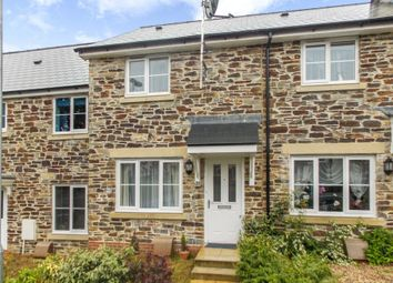 Thumbnail 2 bed terraced house for sale in Penhole Drive, Launceston, Cornwall