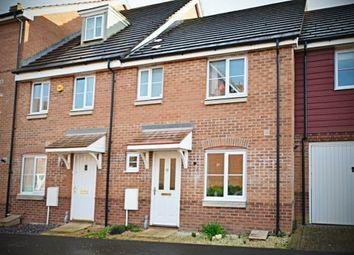 Thumbnail 3 bed terraced house for sale in Dunnock Drive, Costessey, Norwich
