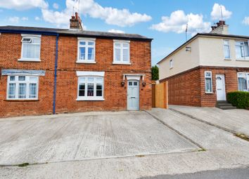 Thumbnail 3 bed semi-detached house for sale in Thaxted Road, Saffron Walden