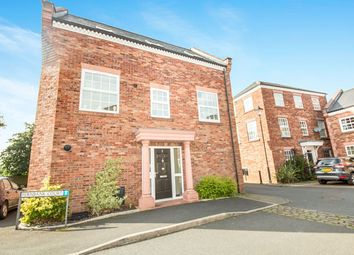 Thumbnail 3 bed detached house for sale in Fern Bank Court, Fern Bank Street, Hyde