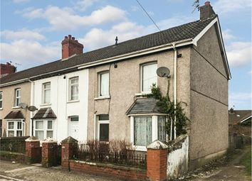 Thumbnail 2 bed end terrace house for sale in Thomas Crescent, North Cornelly, Bridgend, Mid Glamorgan