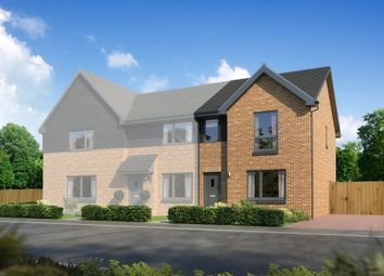 "Thumbnail 3 bedroom terraced house for sale in ""Argyll"" at Countesswells Park Place, Aberdeen"