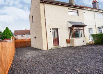 3 bed end terrace house for sale in Livingstone Terrace, Irvine KA12