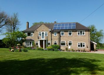 Thumbnail 4 bed detached house for sale in Fulford Road, Fulford, Stoke-On-Trent