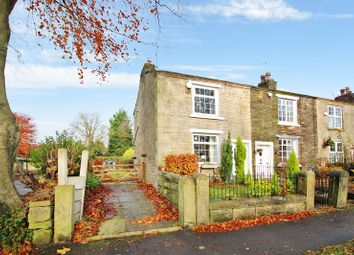 Thumbnail 2 bedroom cottage for sale in Bury Road, Bamford
