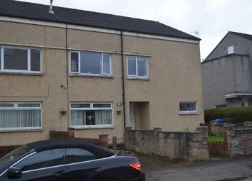 Thumbnail 2 bedroom semi-detached house for sale in Clavens Road, Glasgow