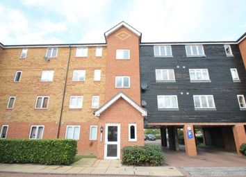 Thumbnail 1 bed flat for sale in Dunlop Close, Dartford, Kent