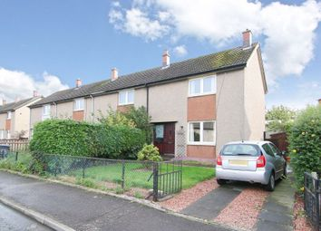 Thumbnail 2 bed end terrace house for sale in 57 Waverley Street, Mayfield, Midlothian
