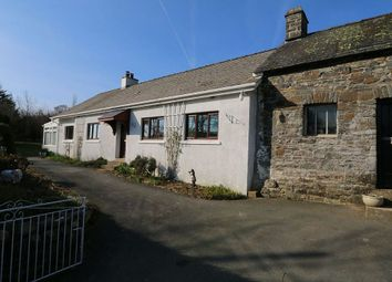 Thumbnail 3 bed detached bungalow for sale in Talsarn, Lampeter, Ceredigion