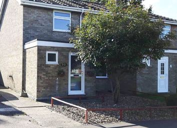 Thumbnail 3 bed semi-detached house for sale in Gilpins Ride, Dereham