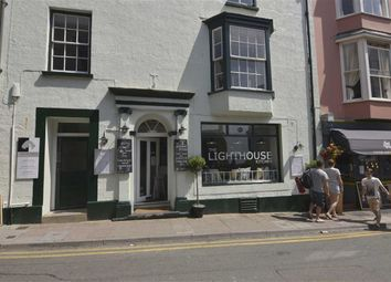 Thumbnail Commercial property to let in St. Julians Street, Tenby