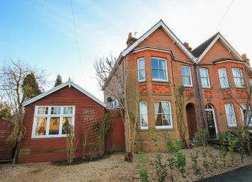 Thumbnail 4 bed semi-detached house for sale in Cranston Road, East Grinstead