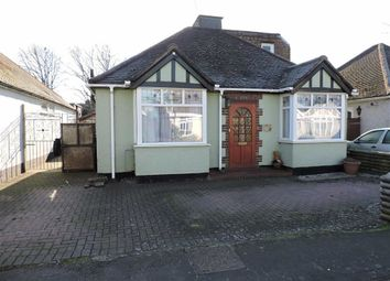Thumbnail 3 bed detached bungalow for sale in Mowbray Avenue, Byfleet, West Byfleet