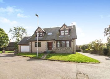 Thumbnail 5 bedroom detached house for sale in Drumlithie, Stonehaven