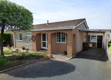 Thumbnail 3 bed detached bungalow for sale in Hawthorn Park Road, Wembury, Plymouth