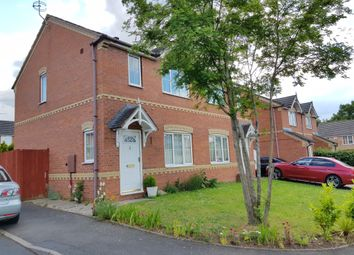 3 bed semi-detached house for sale in Manor Hall Mews, Willenhall, Coventry CV3