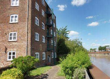 Thumbnail 1 bedroom flat to rent in Schooner Wharf, Old Market, Wisbech