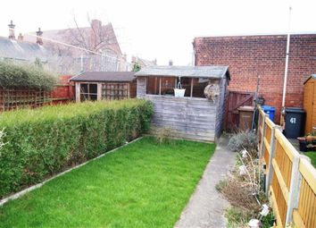 Thumbnail 3 bed terraced house to rent in Wellesley Road, Ipswich, Suffolk