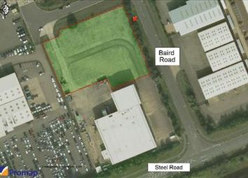 Thumbnail Land for sale in Baird Road, Willowbrook Industrial Estate, Corby, Northants