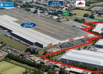 Thumbnail Industrial to let in Mustang Park, Leamington Way, Daventry