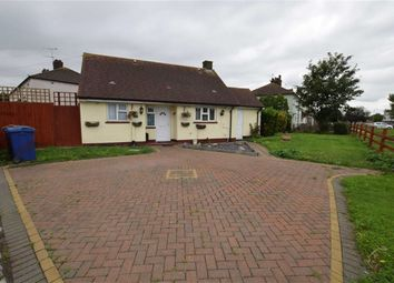 Thumbnail 2 bed detached bungalow for sale in London Road, Tilbury, Essex