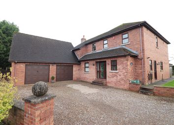 Thumbnail 5 bed detached house for sale in Scotby Road, Scotby, Carlisle