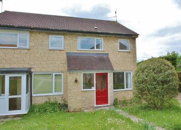 Thumbnail 3 bedroom end terrace house to rent in Stratton Heights, Cirencester, Gloucestershire