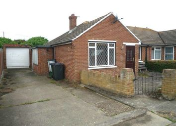 Thumbnail 2 bed semi-detached bungalow for sale in Consul Close, Herne Bay, Kent