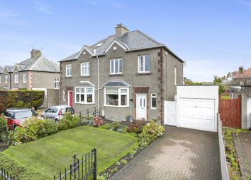 Thumbnail 3 bed semi-detached house for sale in 35 Liberton Gardens, Edinburgh
